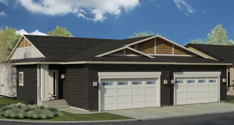 Morena West Bungalow Villas in Southwest Calgary